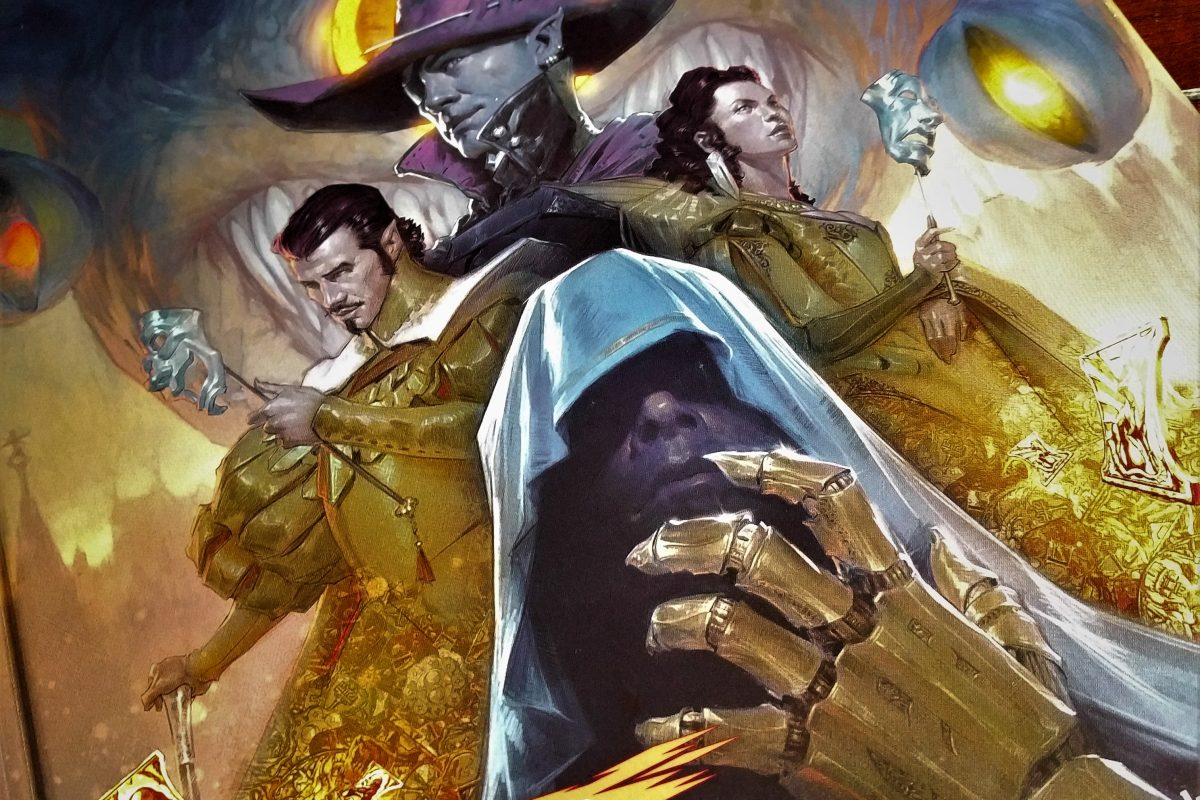Wizards of the Coast Review: What even IS Waterdeep: Dragon Heist