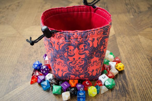 DropTheDie – Tabletop Gaming Finery